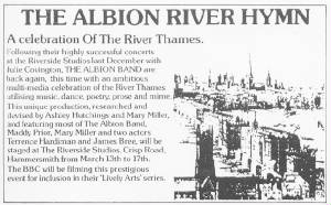 The Albion River Hymn
